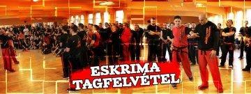Eskrima Önvédelem Tagfelvétel Karcagon