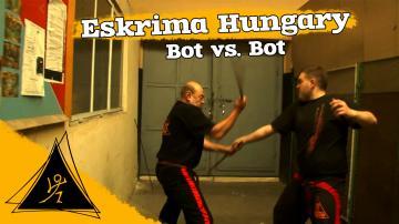Eskrima: Bot ellen Bot (Stick vs Stick) 1/9